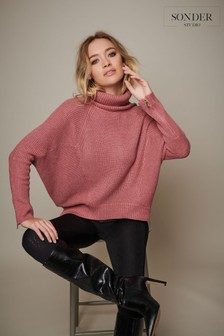 Sonder Studio Roll Neck Jumper
