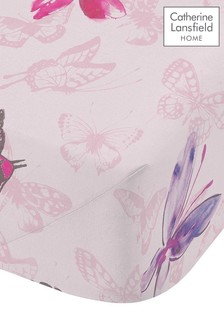 Glamour Princess Easy Care Fitted Sheet by Catherine Lansfield