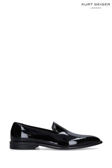 Kurt Geiger Sloane Slip-On Black Shoes