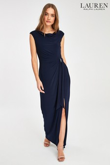 Lauren Ralph Lauren® Navy Shayla Dress