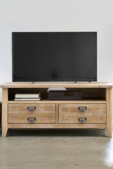 Huxley Wood Wide TV Stand