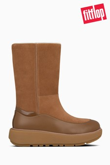 FitFlop™ Tan Elin Suede Boots