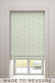 Elisa Green Made To Measure Roman Blind