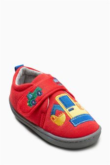 Nursery Transport Slippers (Younger)
