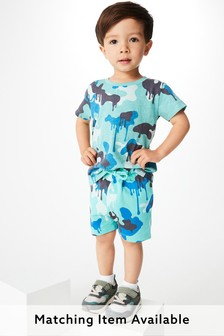 Jersey Shorts (3mths-7yrs)
