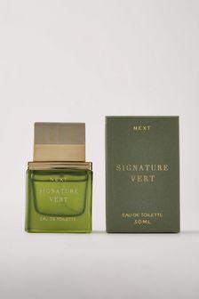 Signature Vert 30ml Eau De Toilette