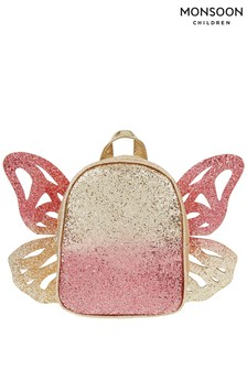 Monsoon Multi Disco Flutter Backpack