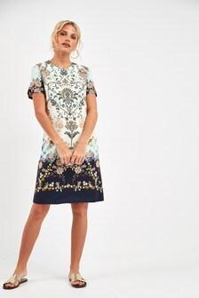5b2bfcee9790 Printed Dresses | Maxi, Skater & Shift Printed Dresses | Next