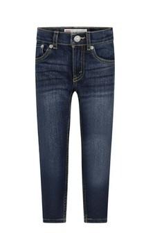 Levis Kidswear Levi's® Boys Blue 511 Slim Fit Cotton Jeans