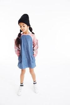 Raglan Dress (3-16yrs)