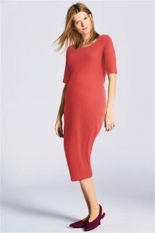 Maternity Rib Dress