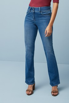 Enhancer Boot Cut Jeans