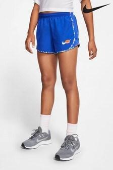 Nike Dri-FIT Blue Tempo Shorts