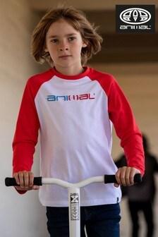 Animal Red Bert Long Sleeve T-Shirt