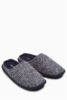 Knitted Mule