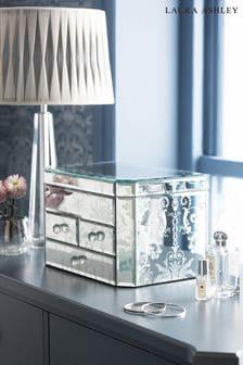 Josette Mirror Jewellery Box