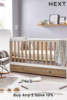 Parker Cot Bed