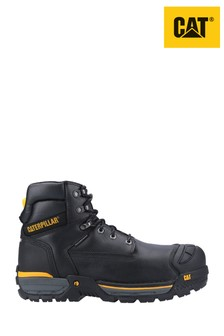 Cat® Excavator Lace Up Safety Hiker Boots