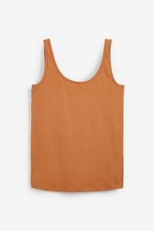 Thick Strap Vest