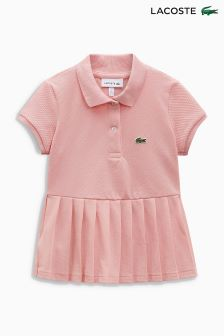 Lacoste® Pink Frill Polo