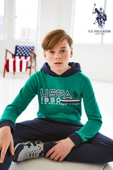 U.S. Polo Assn. Sport Graphic Hoody
