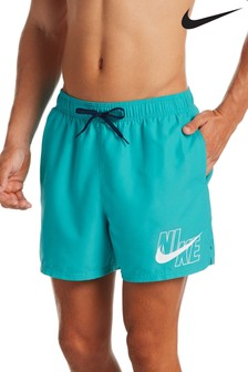 "Nike Logo 5"" Swim Shorts"
