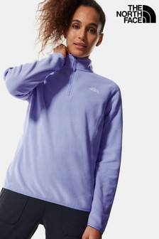 The North Face® Glacier Quarter Zip Fleece