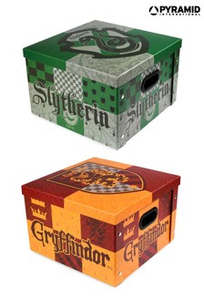 Set of 2 Pyramid Harry Potter Storage Boxes