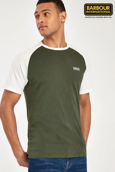 Barbour® International Rivet Raglan T-Shirt