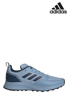adidas Blue Trail Falcon Trainers