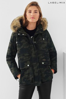 Mix/Parka London Wanderer Parka