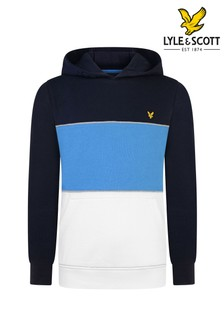 Lyle & Scott Wide Stripe Hoody