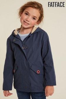 FatFace Blue Bonnie Jacket