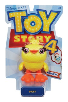 "Toy Story 4 7"" Ducky Figure"