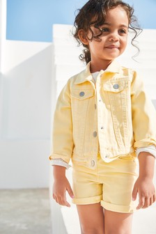 Denim Western Jacket (3mths-7yrs)