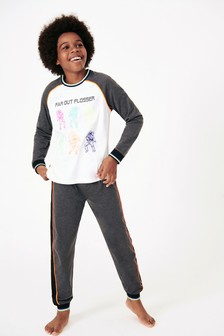Far Out Flosser Pyjamas (3-16yrs)