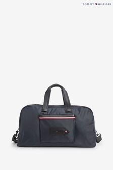 Tommy Hilfiger Modern Nylon Weekender Duffle Bag