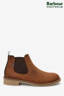 Barbour® Cognac Nicole Boots