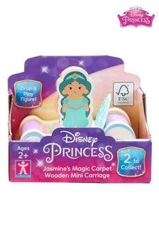 Disney™ Princess Wood Mini Vehicles Princes Sets Assortment
