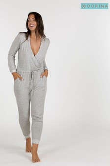 DORINA Grey Lounge Jumpsuit