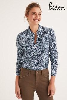 Boden Blue Faye Shirt