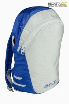 Regatta Rucksack im Haifischdesign, blau