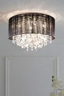 Palazzo 4 Light Flush Fitting