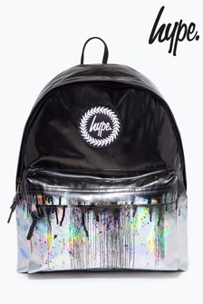 Hype. Holographic Drip Backpack