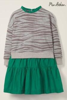 فستان جيرسيه محبوك من Boden