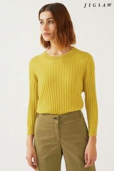 14494c080 Buy Women s knitwear Knitwear Crewneck Crewneck Jigsaw Jigsaw from ...