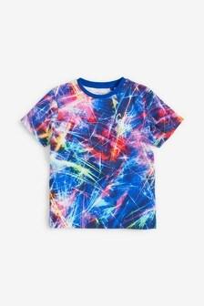 Digital All Over Print T-Shirt (3-16yrs)