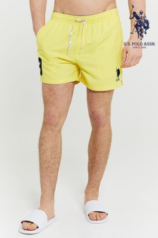 US Polo Assn Player 3 Swim Shorts