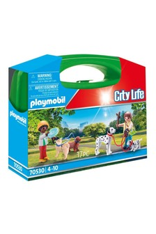 Playmobil® Small Dog Walking Carry Case