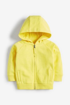 Lightweight Zip Through Hoody (3mths-7yrs)